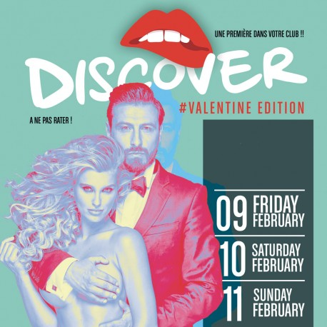 DISCOVER NIGHT